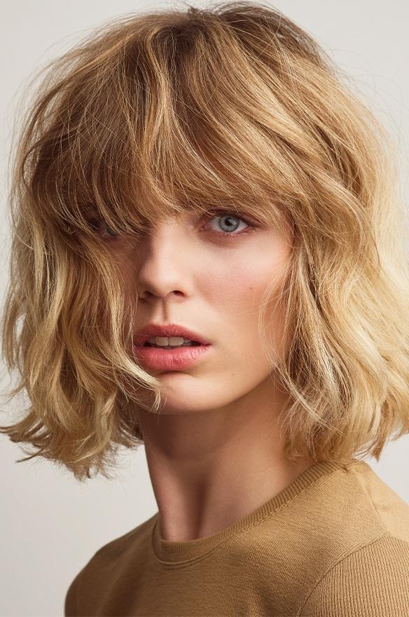 Von glatt bis curly