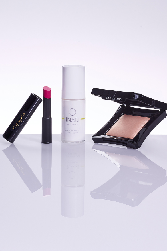 Luxe make-up
