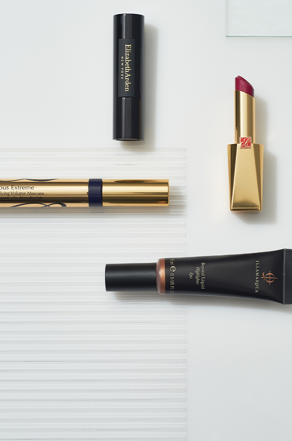 Curated Luxurious Beauty