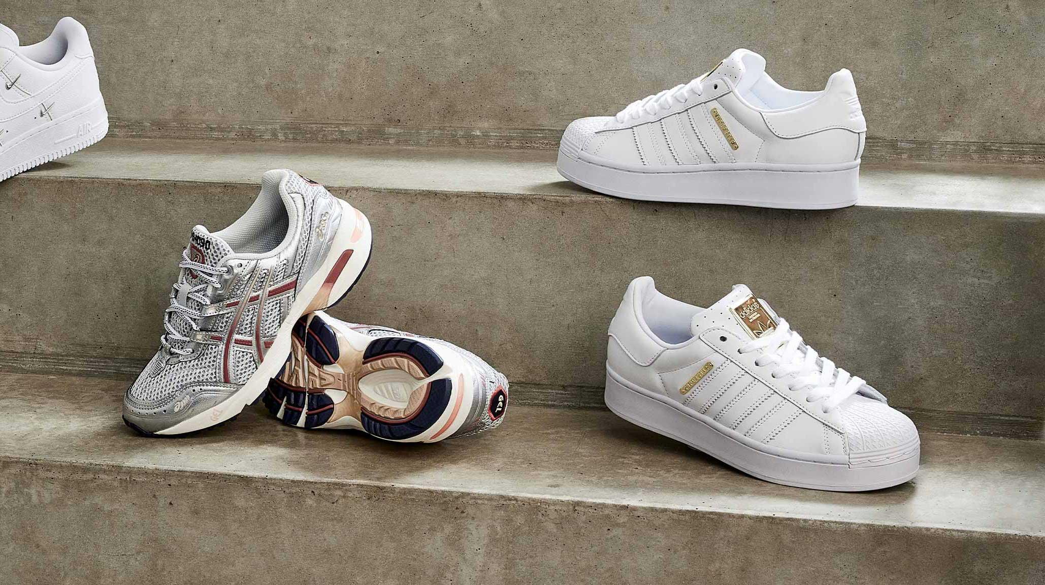 Zapatillas de moda de mujer | Sneakers